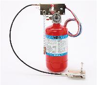 自動消火装置