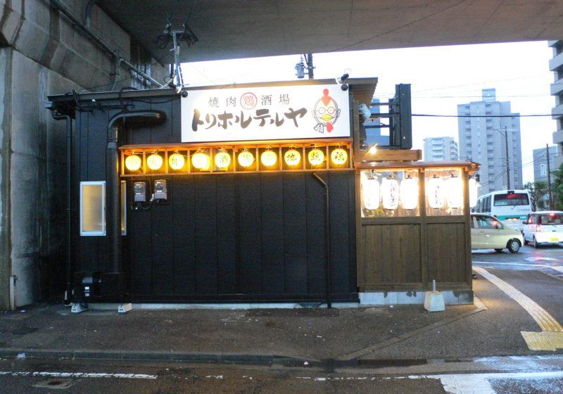 宮崎 焼肉鶏酒場トリホルテルヤ